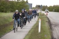 Pump cyklerne og gør klar til en række motionscykelture