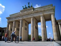 Cykeltur til Berlin