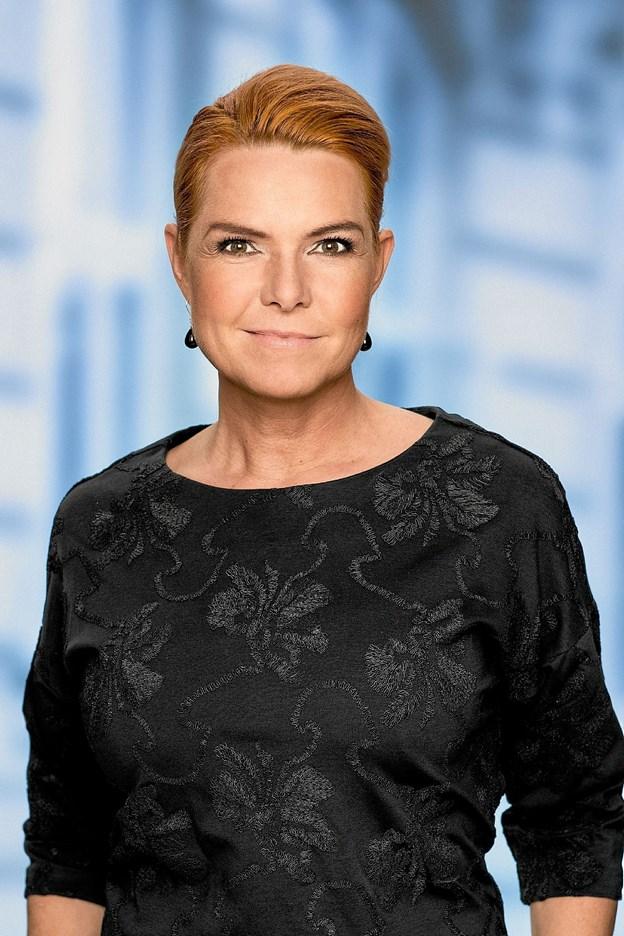 Inger Støjberg Har været medlem af Folketinget siden 2001. Hun er udlændinge- og integrationsminister. Privatfoto