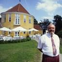 Grænsekøbmanden Fleggaard er død - 85 år