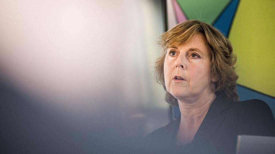 Connie Hedegaard er tiltrådt som ny bestyrelsesformand for Berlingske Media. Foto: Scanpix/Ólafur Steinar Gestsson/arkiv