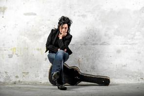 Ester Brohus spiller i BOOA