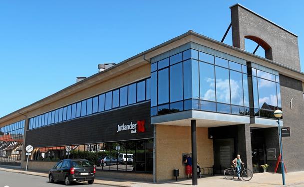 EUC Nordvest klar med nyt kursuscenter i Fjerritslev