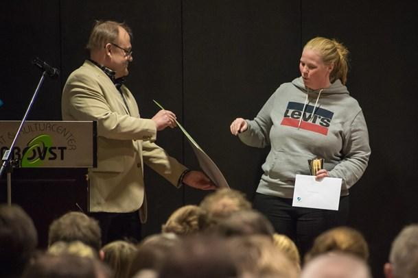 Rideformand vinder Årets Lederpris i Jammerbugt