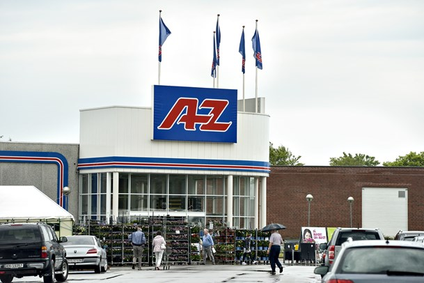 A-Z har fyrværkerishow på Black Friday