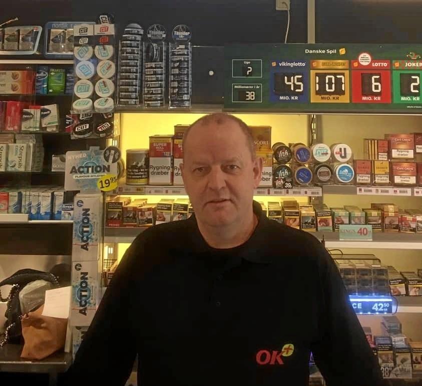 Ny forpagter på OK Plus i Brovst