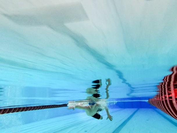 Flipper Cup for unge svømmere
