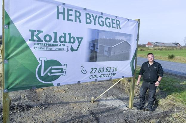 Nyt domicil i Koldby