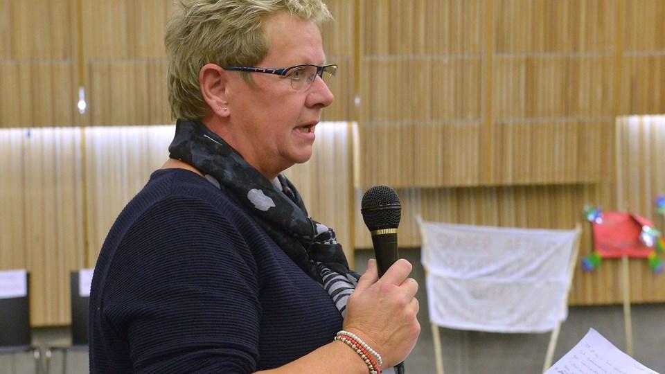 Ulla Vestergaard har opbakning fra den socialdemokratiske partiforening i Thisted. Arkivfoto: Ole Iversen