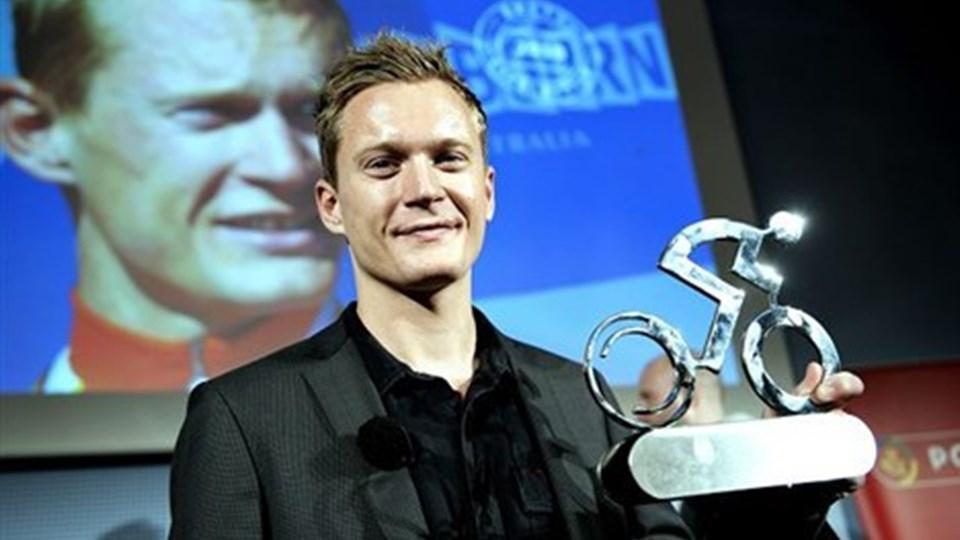 Matti Breschel er den bedste danske cykelrytter i 2010. Foto: Scanpix