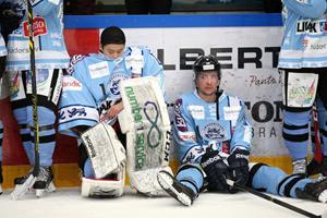 Dansk ishockeymålmand springer ud som homoseksuel