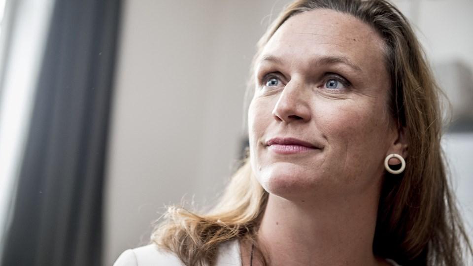 Undervisningsminister Merete Riisager (LA) havde gerne set, at penge fra satspuljemidlerne kunne have finansieret en indsats mod vold mod lærere.
