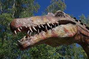 Dinosaurerne er løs i Aalborg Zoo