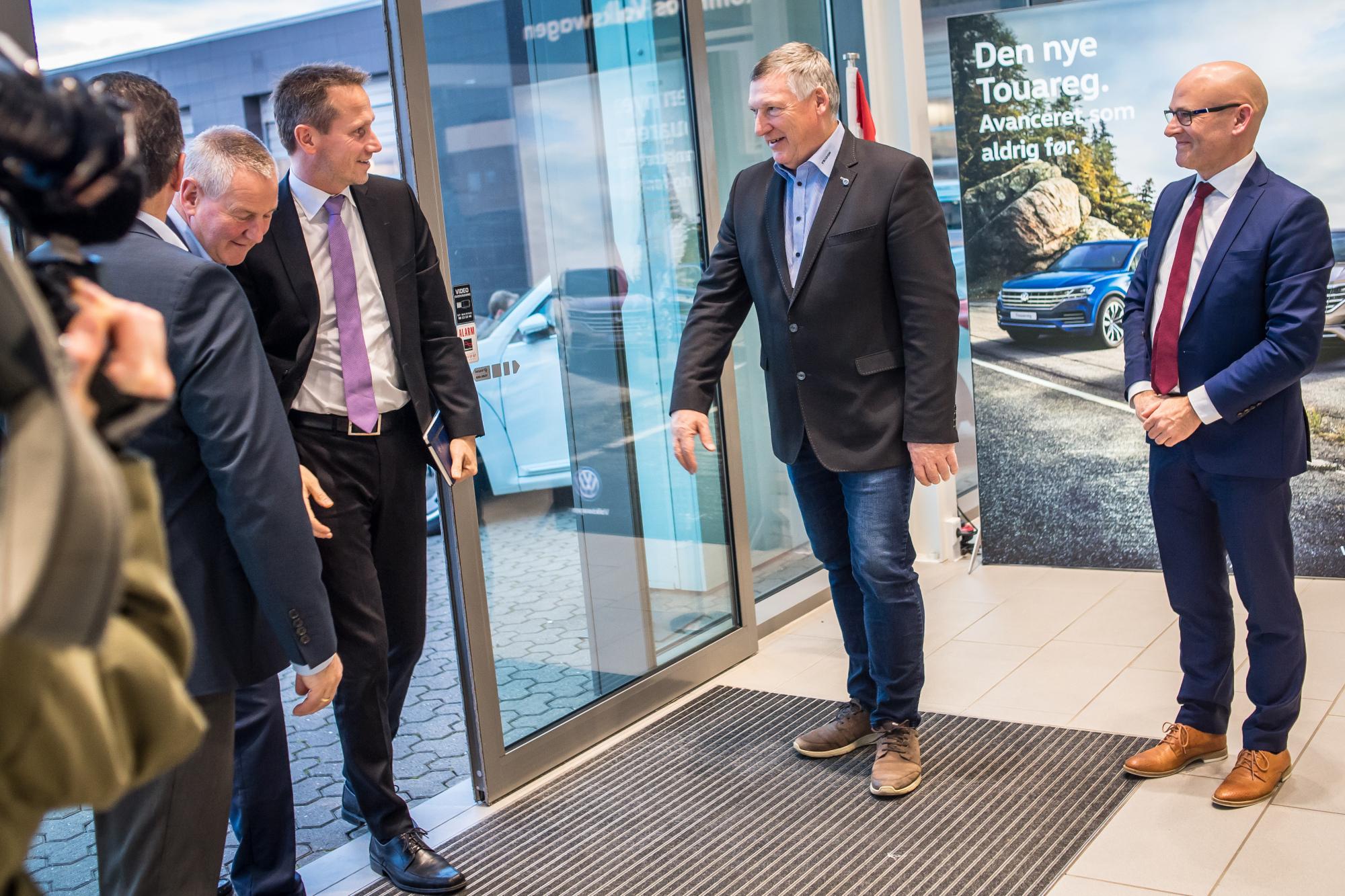 Minister gav nordjyske erhvervsfolk ret: Tyskland anvender EU-støtte forkert