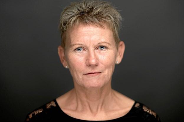 Køkkenleder Marianne Jørgensen fejrer 25 års jubilæum hos Biecentret. Privatfoto