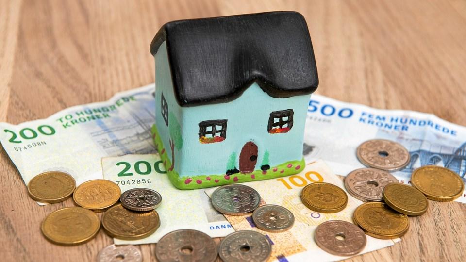 I de fleste nordjyske kommuner er priserne steget det seneste år. Kun i to er der tilbagegang.