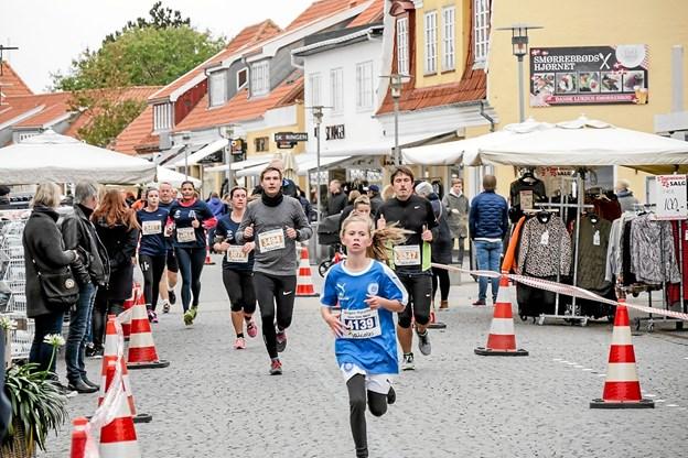 - Det er altid en festdag i Skagen, når Skagen Marathon finder sted.