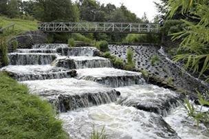 Fisketrappen i Bindslev bliver fjernet: Sådan kommer det til at se ud