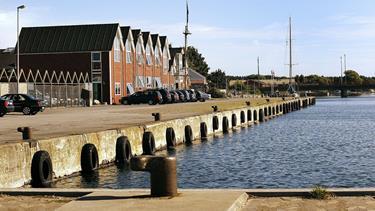 Plan om boliger i nordjysk havn: Kommune sætter  unik fjordgrund til salg