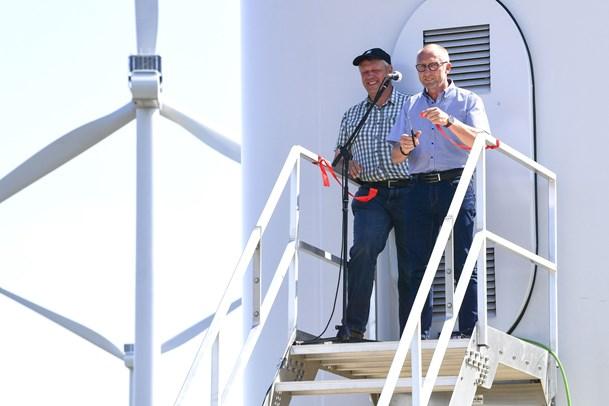 29 trappetrin fra vindmøller stjålet