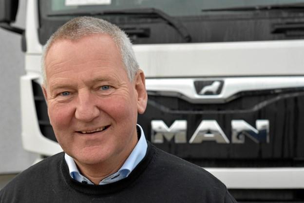 Vi glæder os til at tage imod vores nye kollegaer samt nuværende og kommende last- og varebilskunder, siger direktør Sten Uggerhøj.