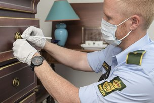 To mænd anholdt: Sigtet for flere indbrud i Nordjylland