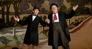Gøg og Gokke tilbage på biografens lærred