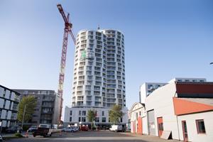 Nordjylland har fået en ny højeste bygning: Se den vilde udsigt
