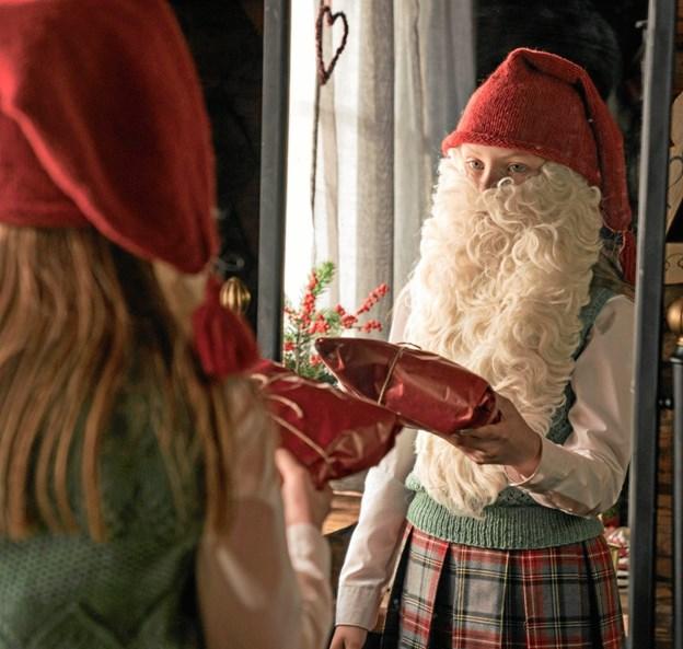 Må piger også være julemænd?