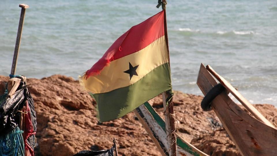 19 personer fra Brønderslev var på fælles tur til Ghana. Foto: Steffen Rahbek
