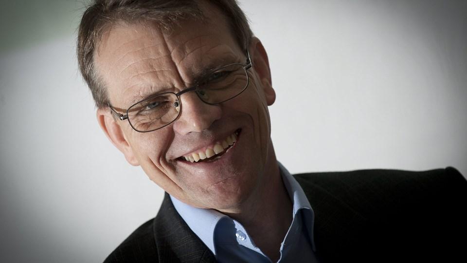 Mikael Klitgaard. Arkivfoto