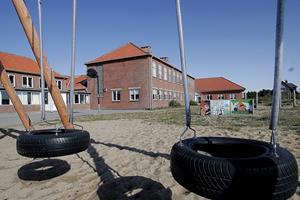 Strid om skoledistrikt: Kun én elev fra Klitmøller har valgt skolen i Hanstholm