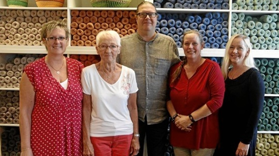 Garnbutikken på Indkildevej er nomineret som årets bedste garnbutik på nettet.
