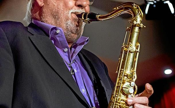 Jazz-veteraner på Kulturstationen