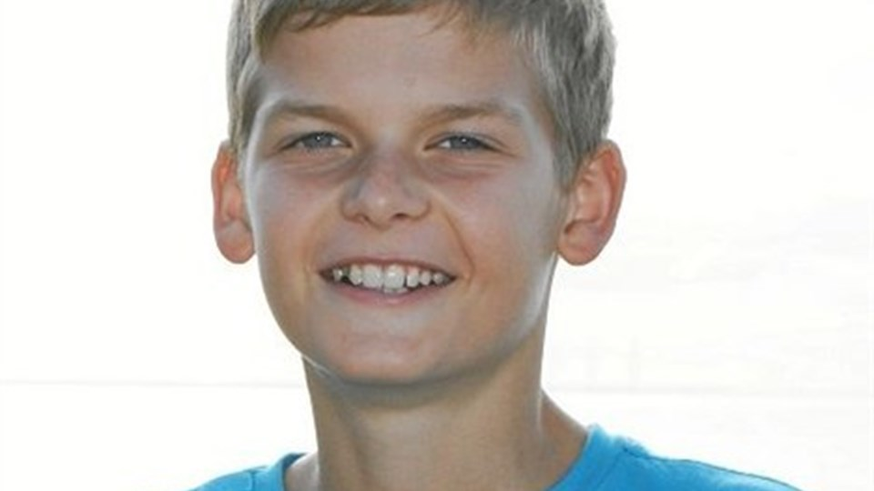Kristoffer Weesgaard skal repræsentere Danmark i Malmø.