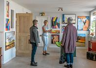 Kunstnere foldede sig ud i Løgstør