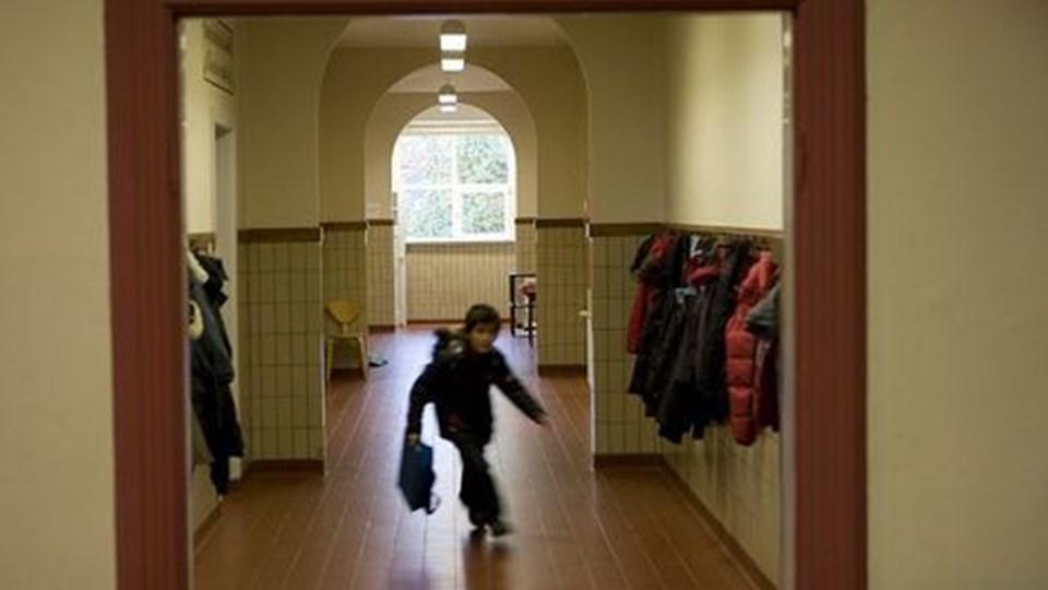 Knap 500 kroner stiger forældrebetalingen med i flere institutioner i Hjørring Kommune.ARKIVFOTO: KURT BERING