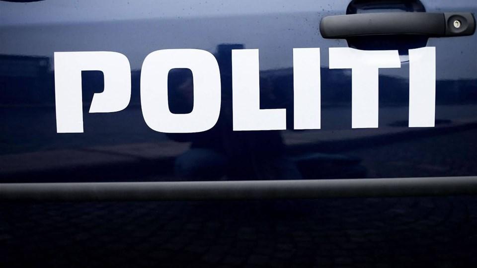 Politi hundevogn Foto: Free/Politi.dk