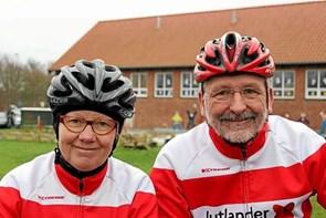 Godt cyklet af Gistrup-ryttere