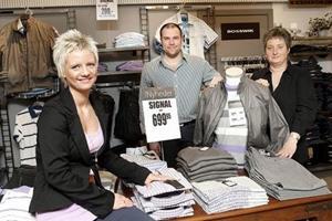 Ny butikschef vil give sine kunder gode oplevelser