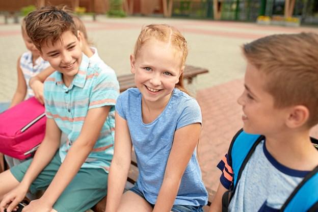 Det er nu skoleklasserne i Danmark sakal søge om at få del i Skolemælkslegatet.Pressefoto