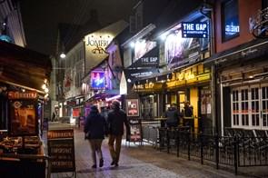 Konkurs i Gaden: Kendt natklub drejer nøglen