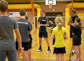 Badmintonlegende i St. Restrup IF