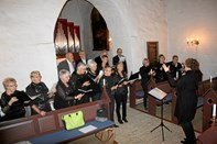 Julekoncert med flere kor
