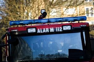 Påskefrokosten blev afbrudt: Skaffede sig adgang og slukkede brand hos naboen