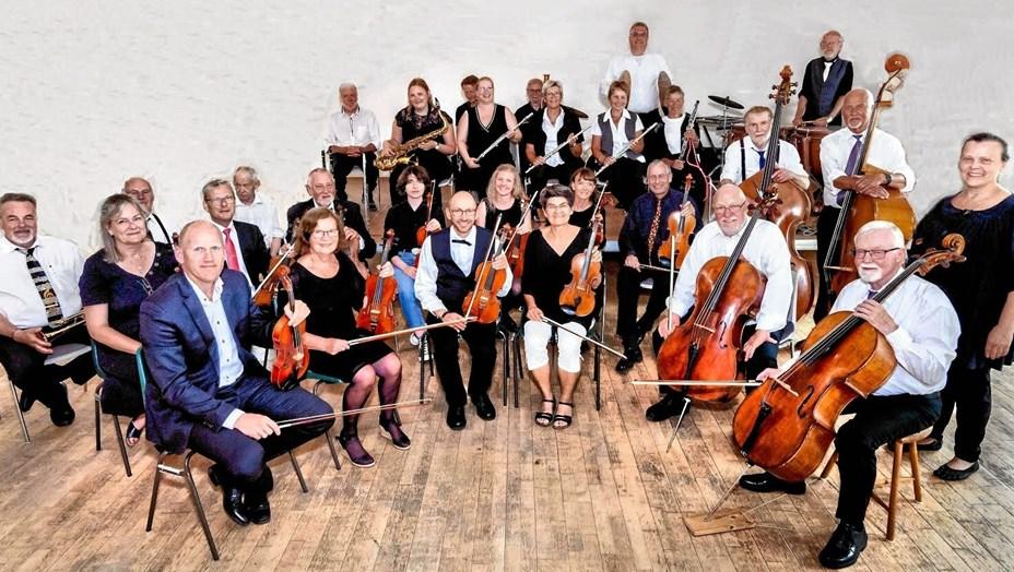 Nytårskoncert i Hundelev med Vendsyssel Symfoniorkester