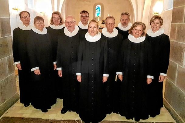 Præsteindsættelse i to kirker