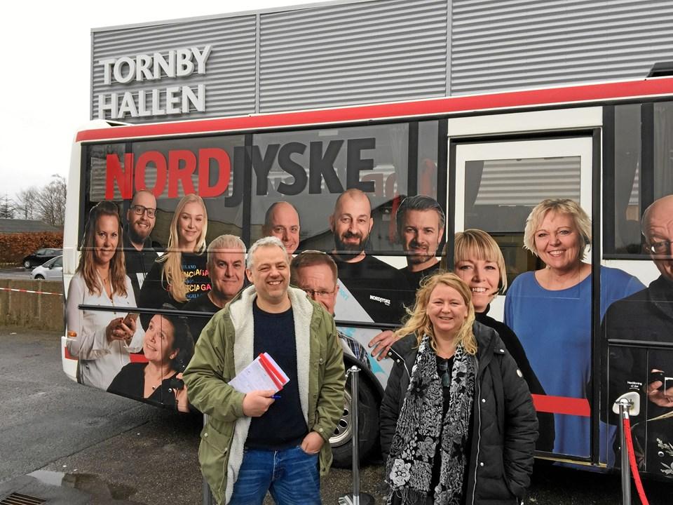 Lise Lassen og Kim Dahl Hansen