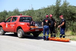 Savnet forsker er fundet dræbt i nazibunker på Kreta