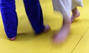 Judokæmpere til stævne